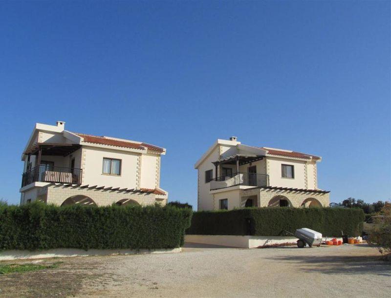 View of Villas