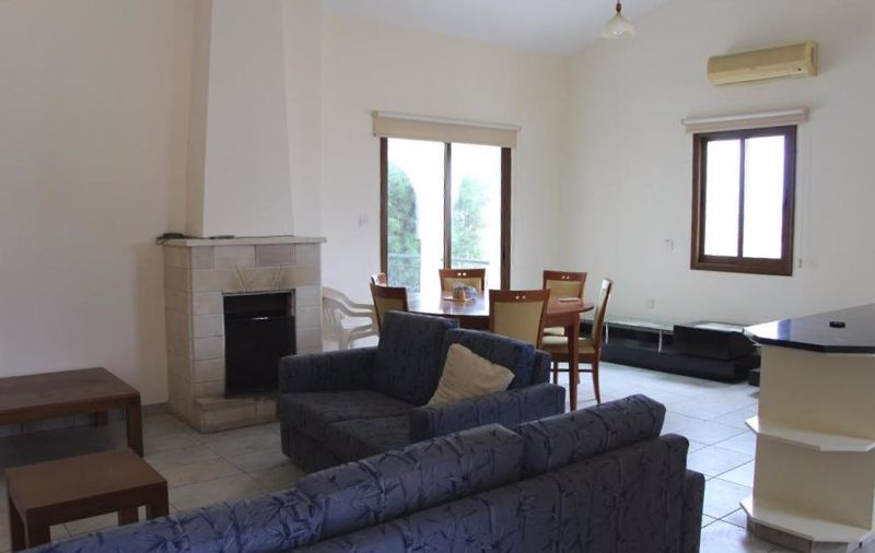 Lounge with Feature Fireplace