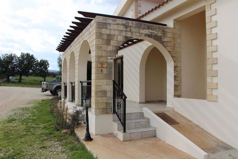 Bungalow Front Entrance
