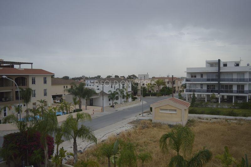 Adjacent apartments