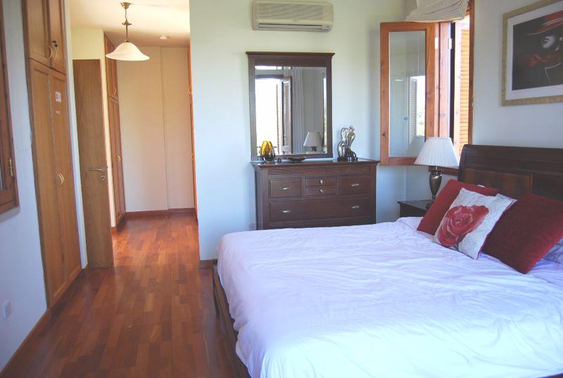Master Bedroom View from Veranda