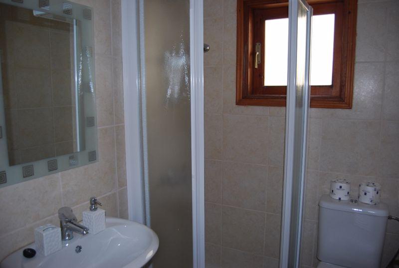 Lower Ground Floor Shower room