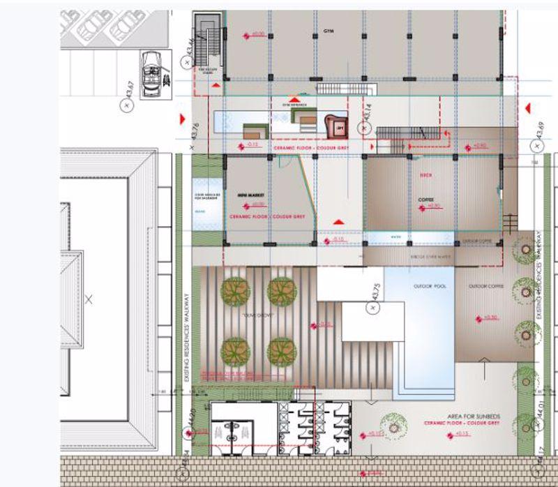 Floor plans ground floor