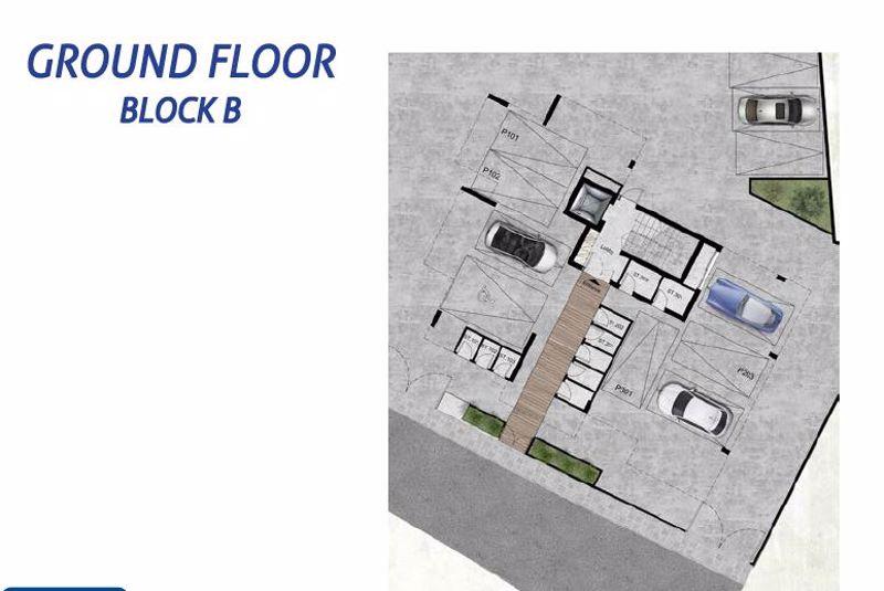 Ground floor block B