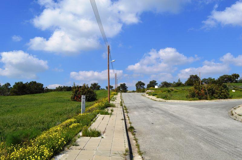 Road/ paths /  power supplies