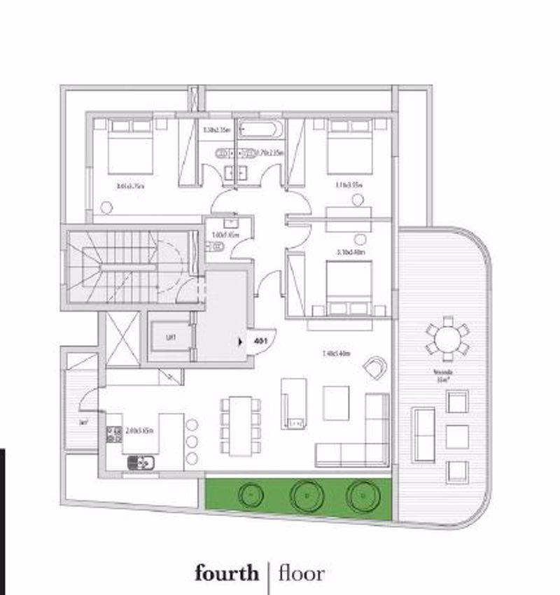 Apartment plans