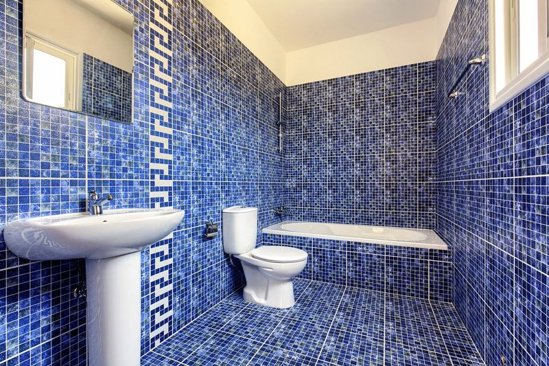 Developer's Typical Bathroom