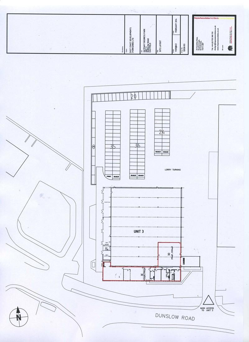 Gateway Business Park Dunslow Road, Eastfield