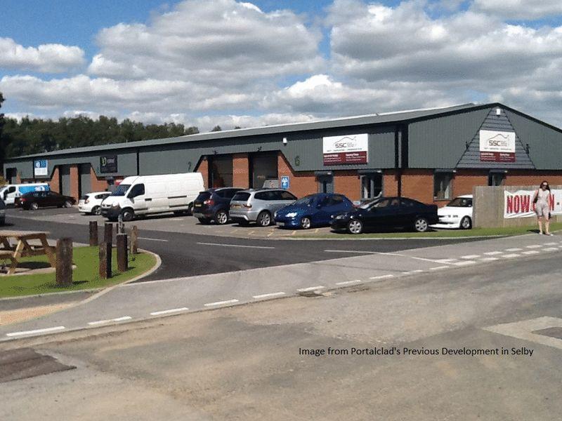 NEW DEVELOPMENT, Hopper Hill Road Eastfield Industrial Estate