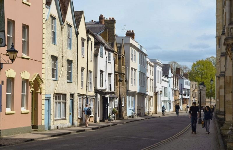 New High Street Headington