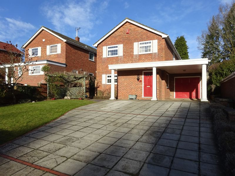 Woodside Close Taverham