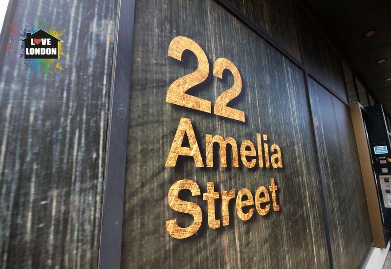 Amelia Street