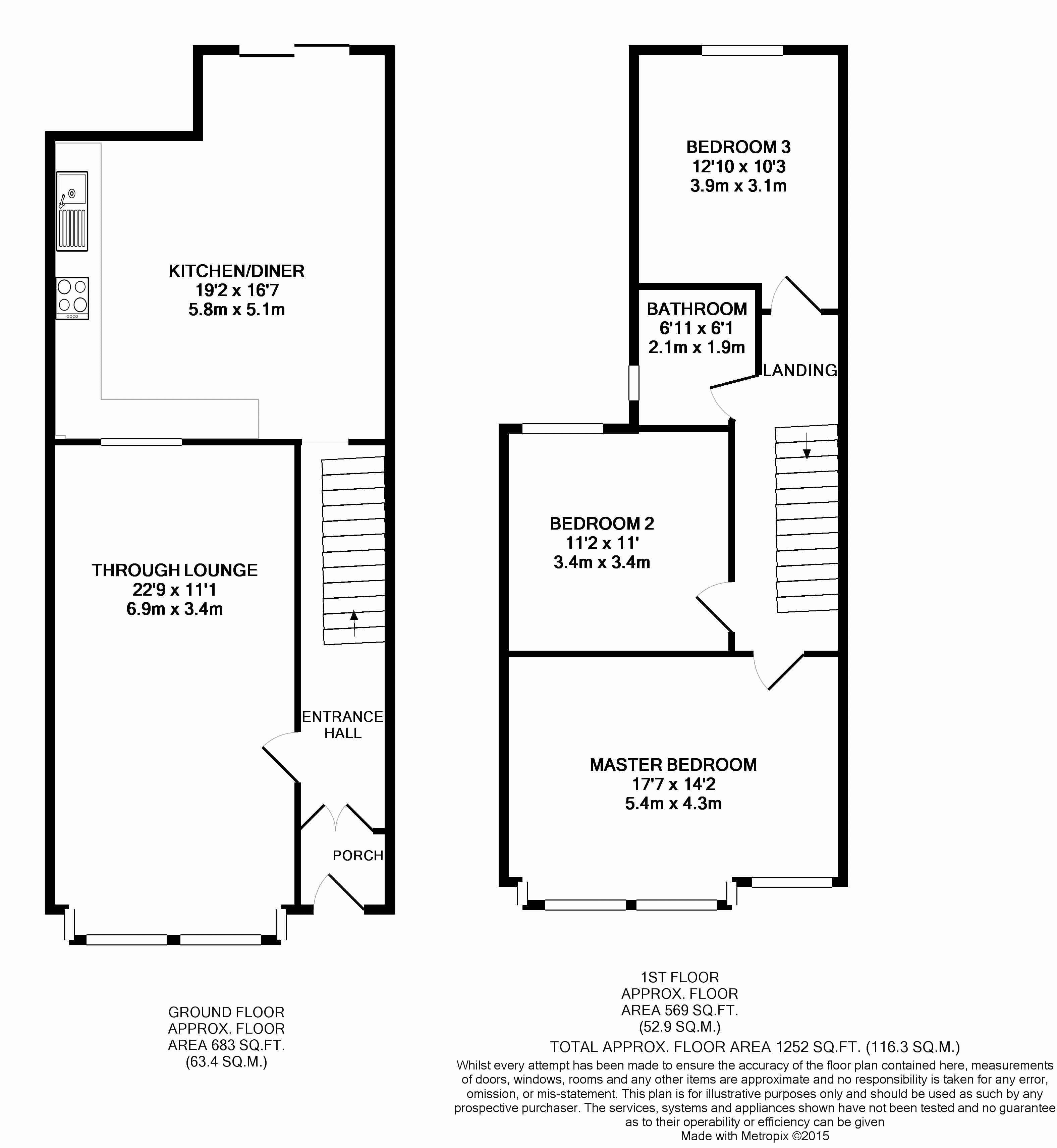 Grove Green Floor Plan