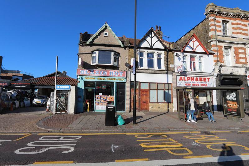 Barking Road East Ham