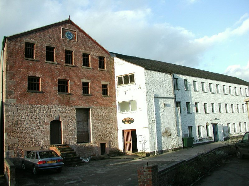 Second Floor Offices Washford Mill