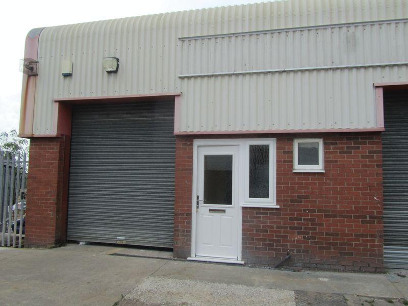 Hopkins Close Greenfield Industrial Estate