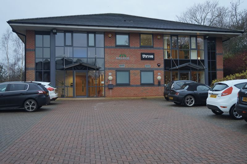 Alexandria Way Congleton Business Park