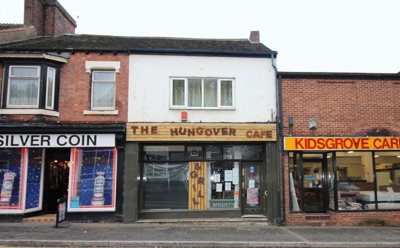Liverpool Road Kidsgrove