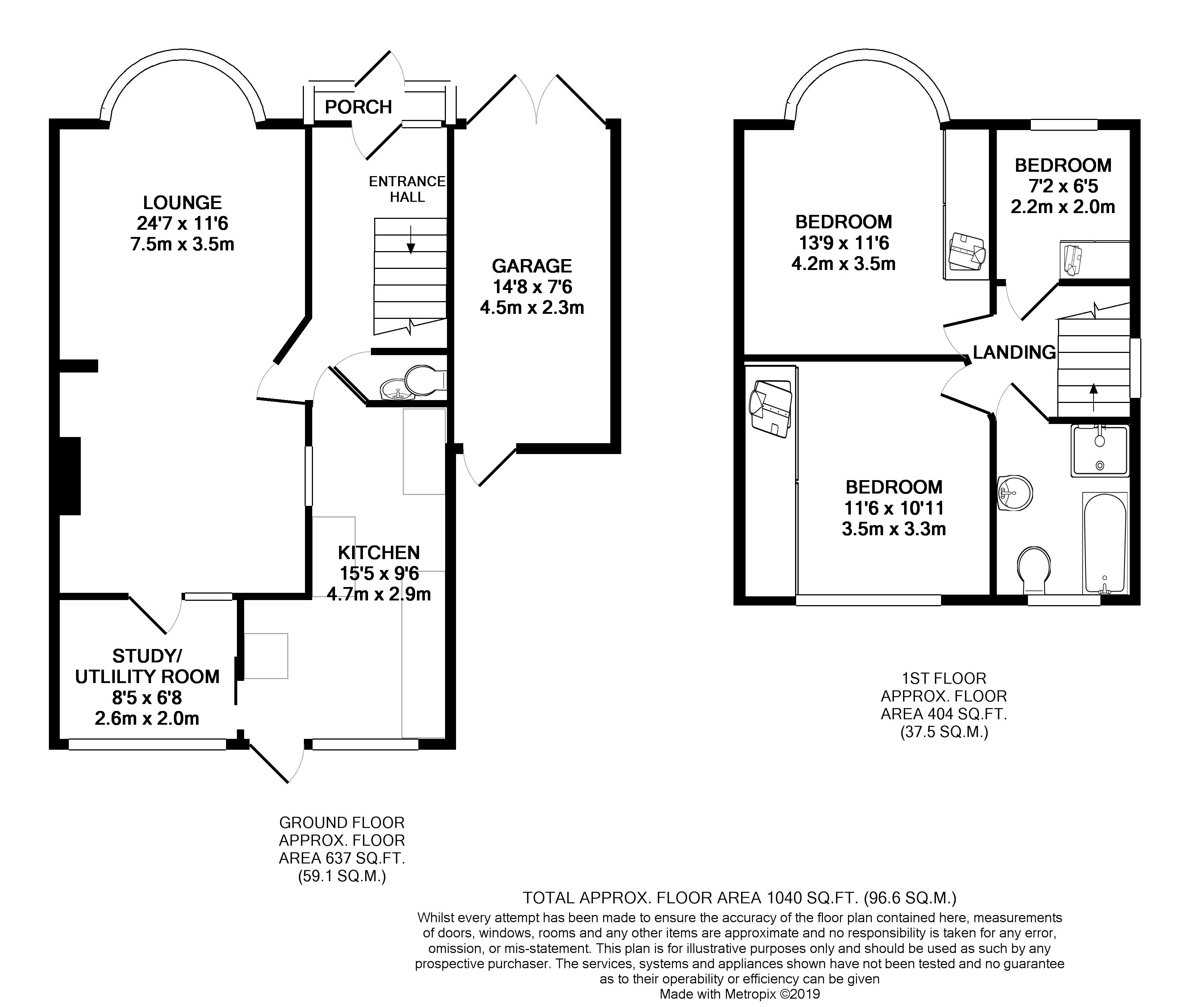 Floorplan - 41 Madison Crescent