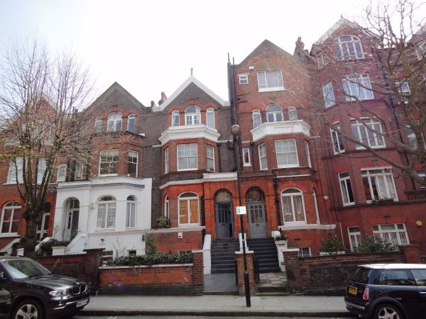 Canfield Gardens South Hampstead