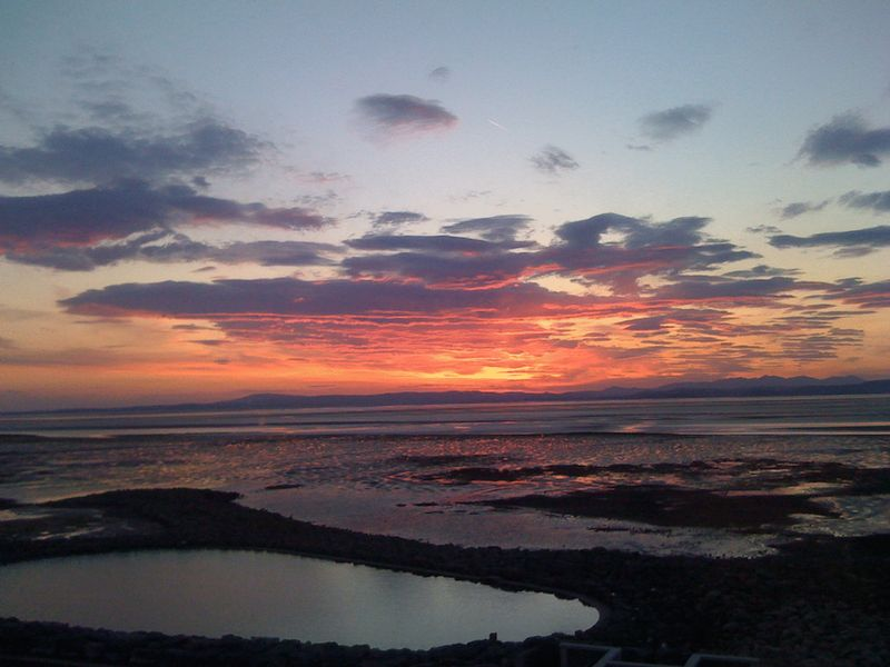 Location Photograph - One of Morecambe's Beautiful