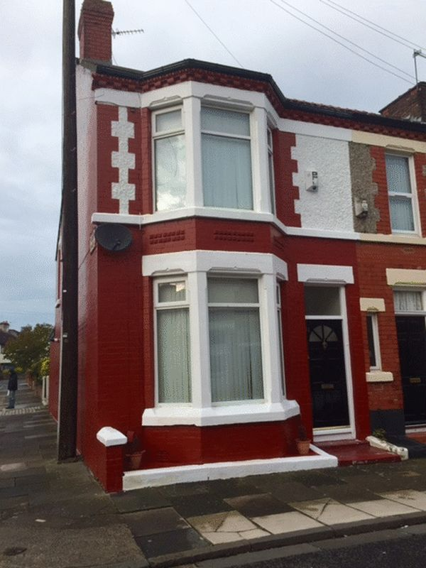 Lichfield Road Wavertree