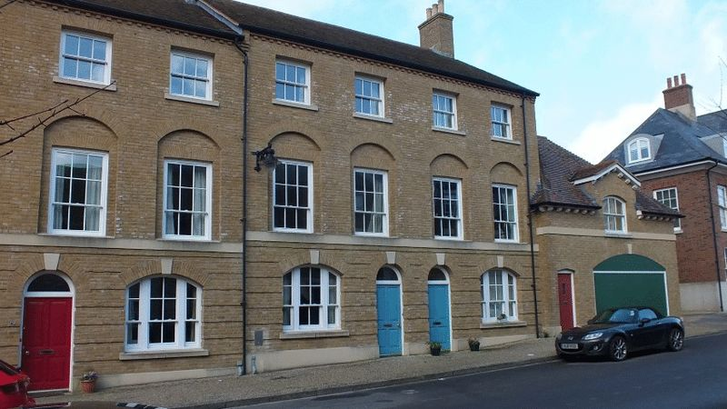 Billingsmoor Lane Poundbury