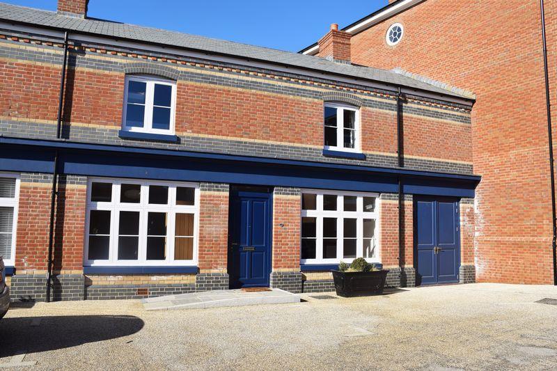 Harptree Court Poundbury