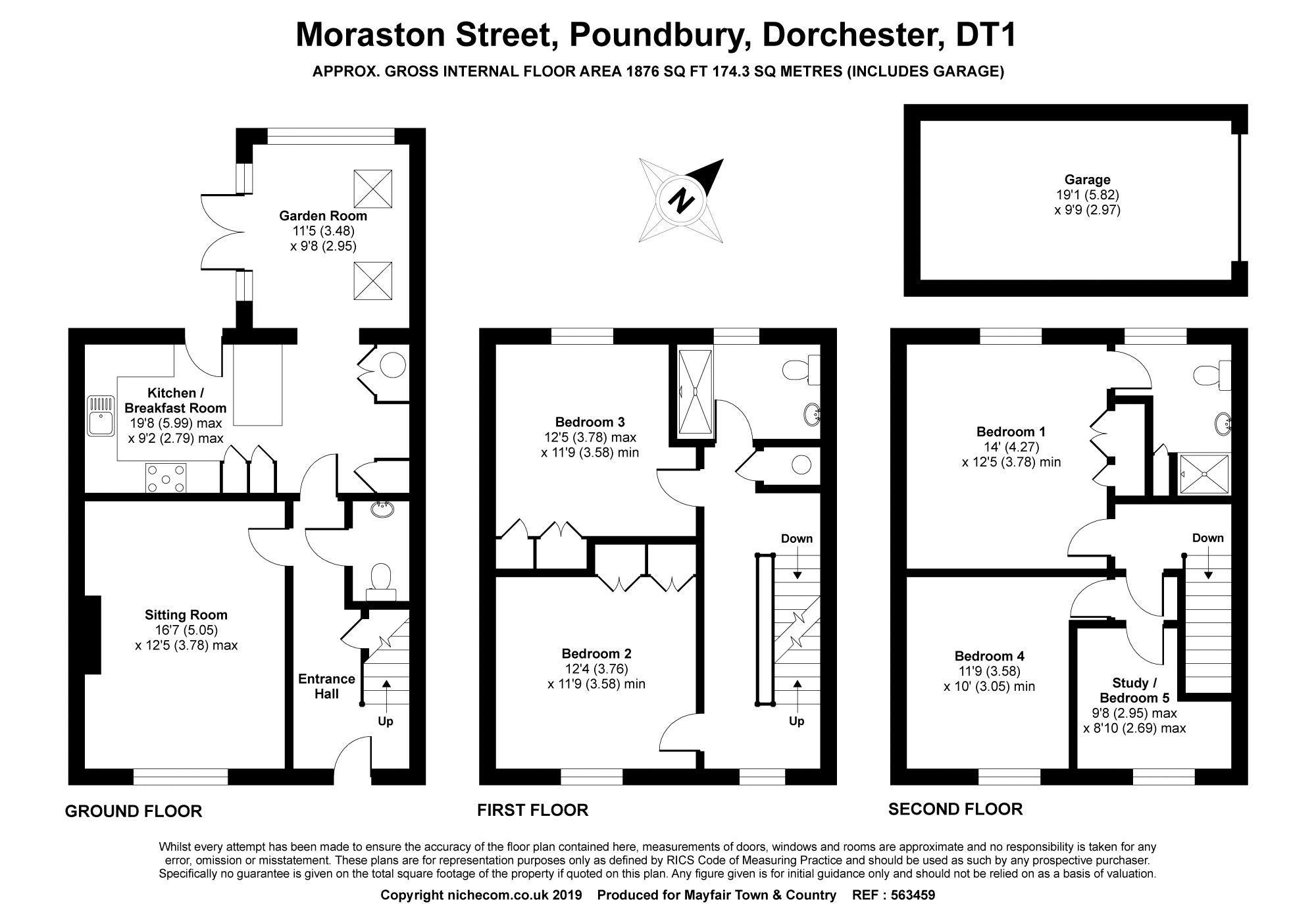 Moraston Street Poundbury