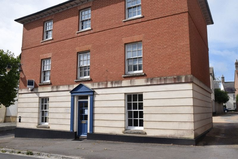 Middlemarsh Street Poundbury