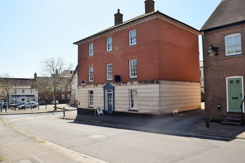 Middlemarsh Street Poundbury