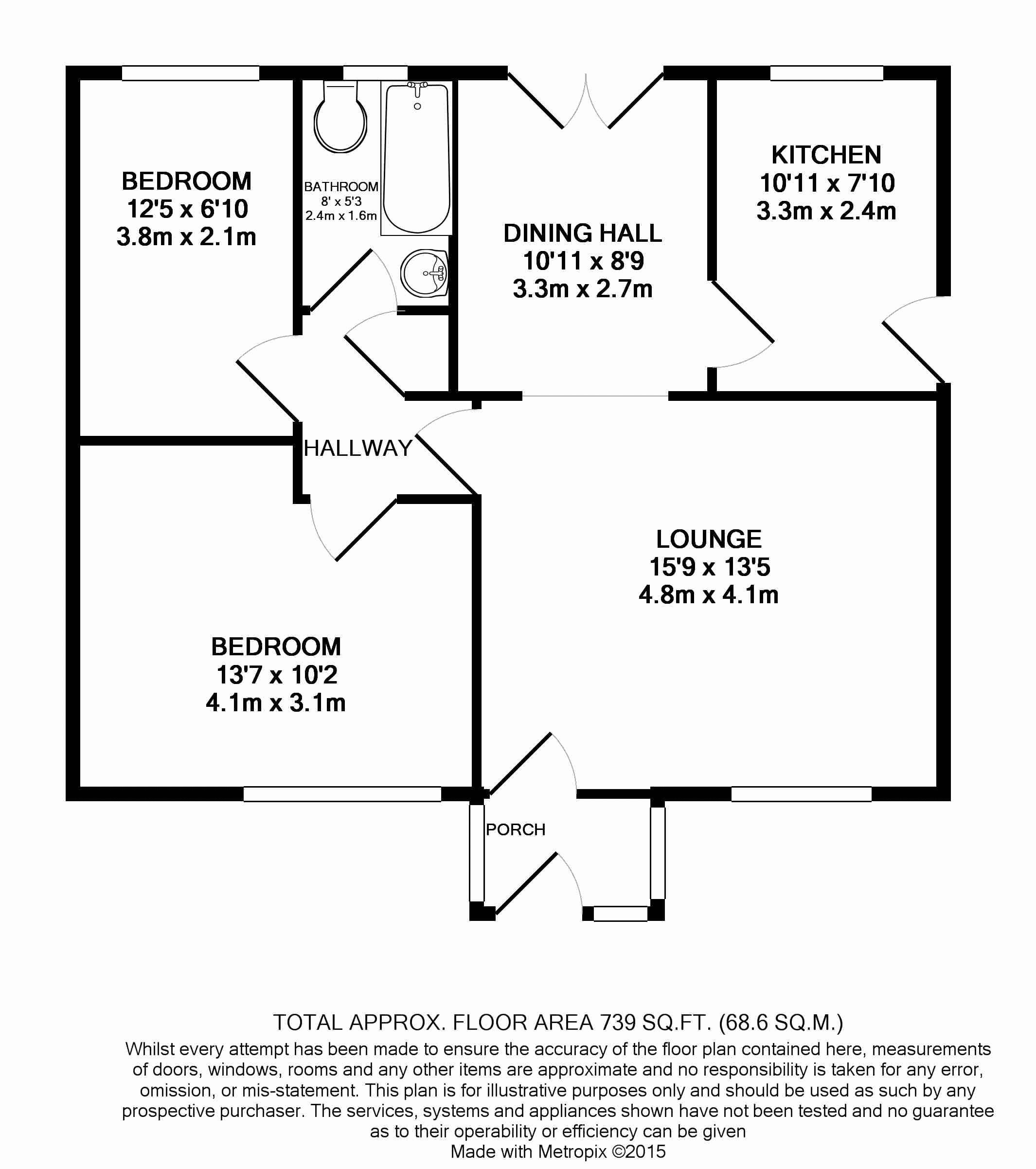10 Nettledale Floor plan