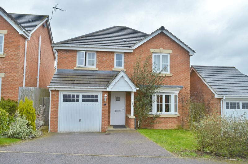Huntingdon Close Oakley Vale