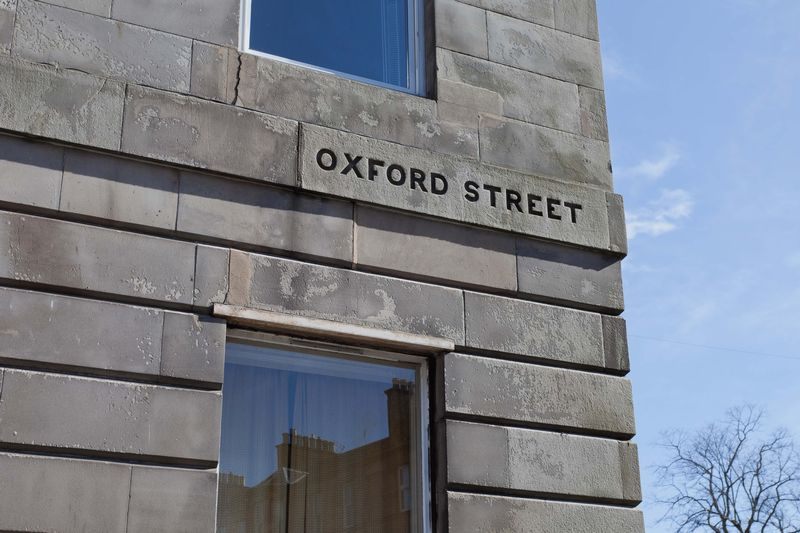 Oxford Street Newington