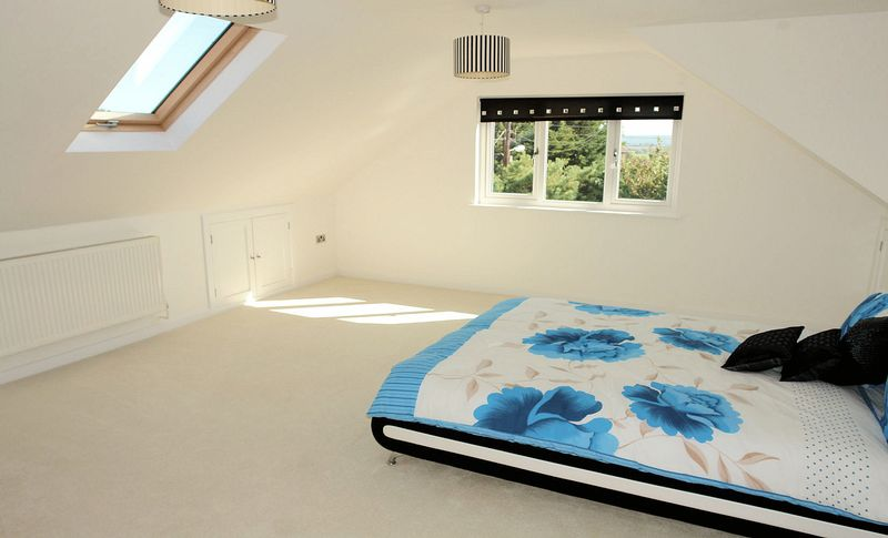 Fabulous second bedroom