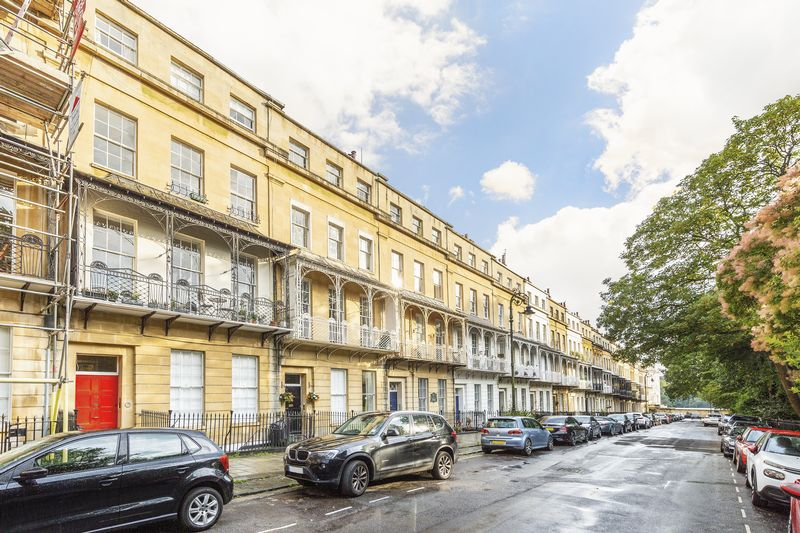 Caledonia Place Clifton
