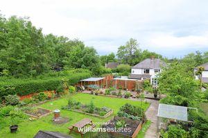 Rear Garden/Elevation Aspect 2