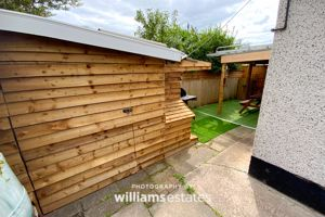 Shed & Dining Area