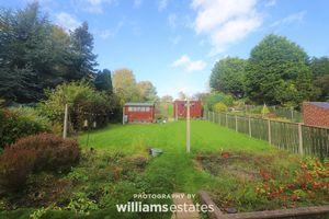 Rear Garden Aspect 1