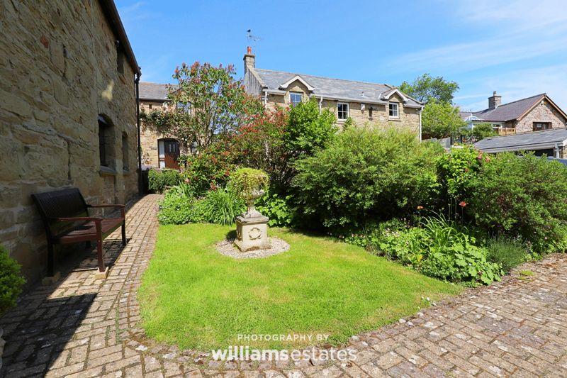Front Garden Aspect 1
