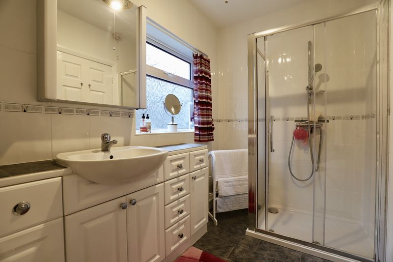 Three Piece Shower Room