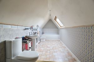 Upstairs Four Piece Bathroom