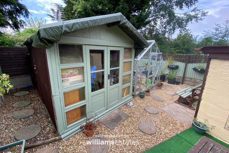 Shed Area