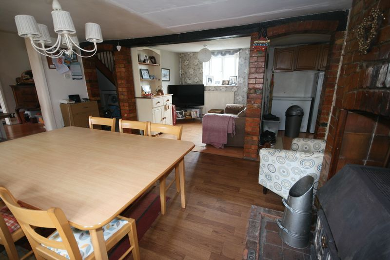 Kitchen towards family room