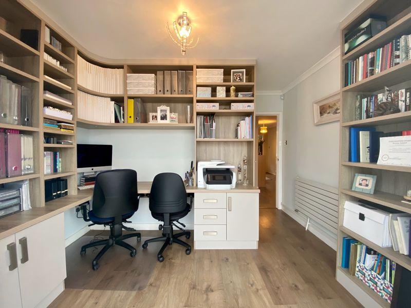 Bed Three/Office