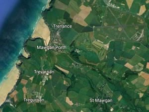 St Mawgan