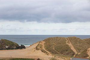 Rhubarb Hill Holywell Bay