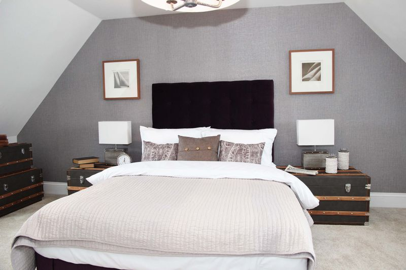 Wainhomes Show Home Bedroom