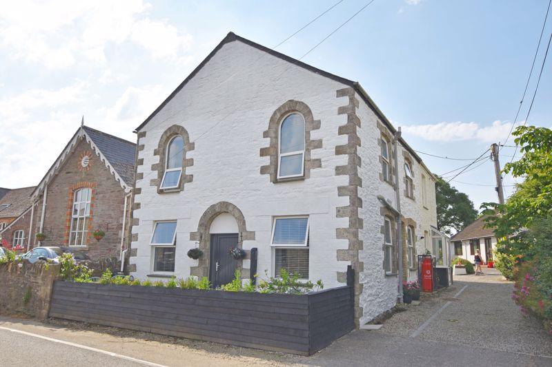 The Cross St. Newlyn East