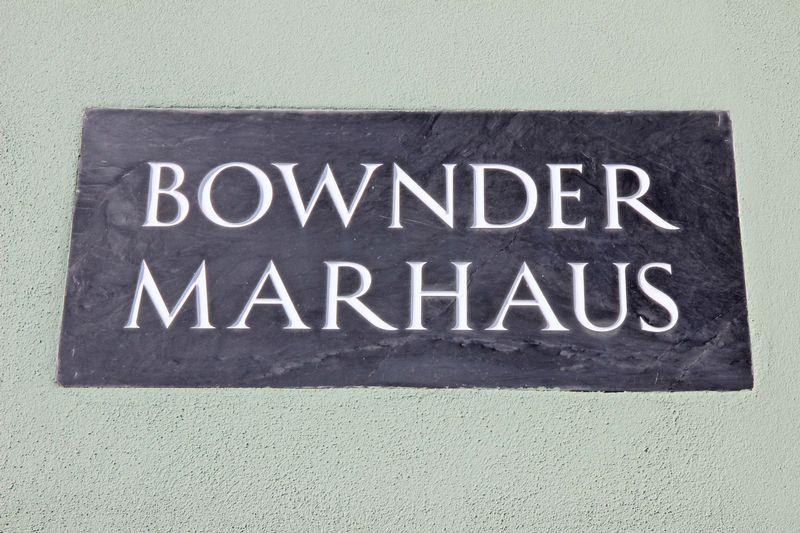 Bownder Marhaus
